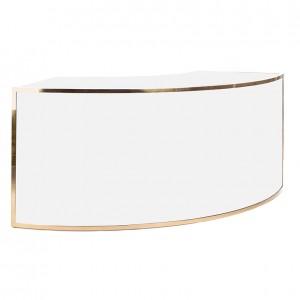avenue 1_4 round gold white plexi