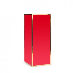 beacon tower gold red