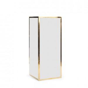 beacon tower gold white