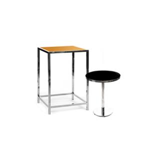 Tables Cocktails Basses et Hautes