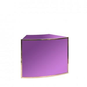 avenue 1_8 round gold purple plexi