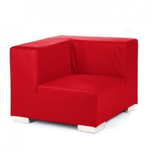 mondrian corner red