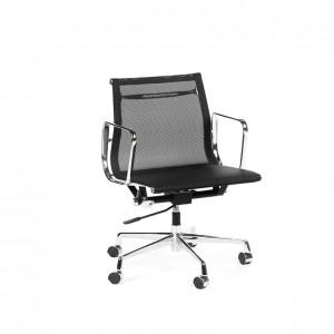 eames office chair black mesh