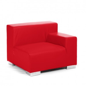 mondrian end sitting left red