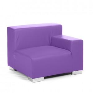 mondrian end sitting left violet
