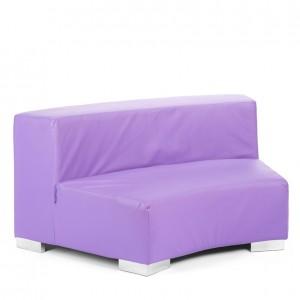 mondrian round violet