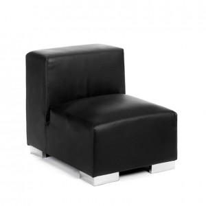 mondrian sofa middle black