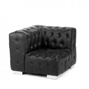 regency corner  black