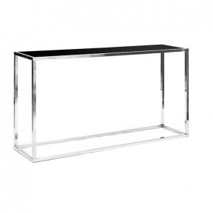 clift communal table black plexi