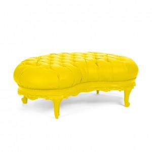 empire ottoman lemon yellow