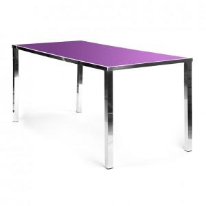metropolitan communal purple plexi