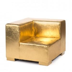 mondrian corner  gold