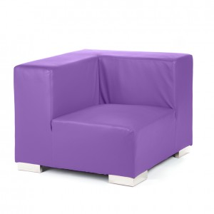 mondrian corner violet