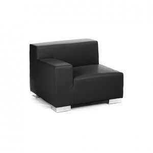 mondrian end sitting right black