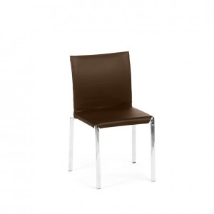 delano chair brown
