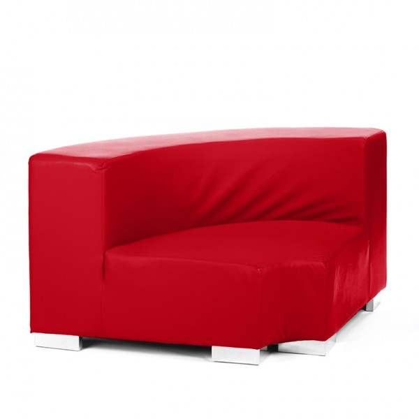mondrian corner inside red