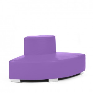 mondrian corner outside violet