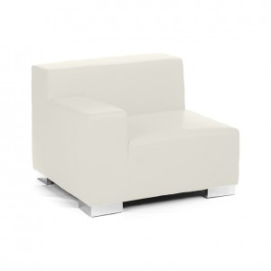 mondrian end sitting right creme