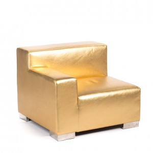 mondrian end sitting right gold