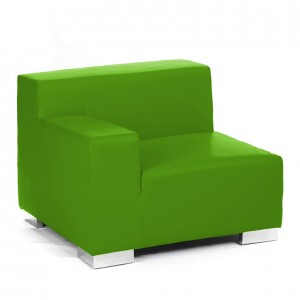 mondrian end sitting right lime
