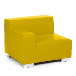 mondrian end sitting right yellow