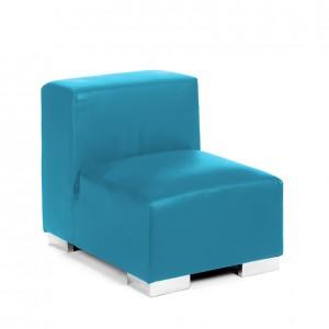 mondrian sofa middle cyan blue