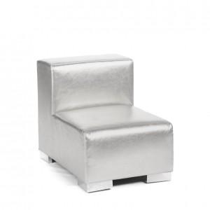 mondrian sofa middle silver